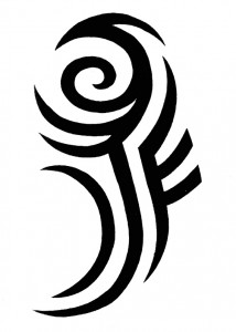 Easy Tribal Tattoos Pictures