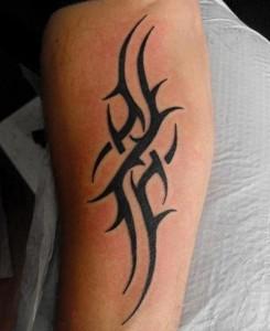 Easy Tribal Tattoos for Girls