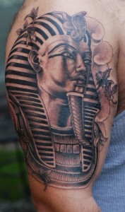 Egyptian Tribal Tattoo Pictures