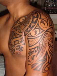 Egyptian Tribal Tattoos for Men