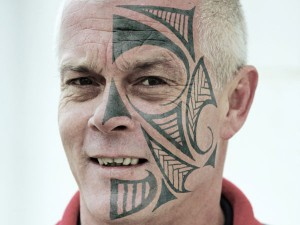 Face Tribal Tattoos