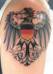 German Tribal Tattoos