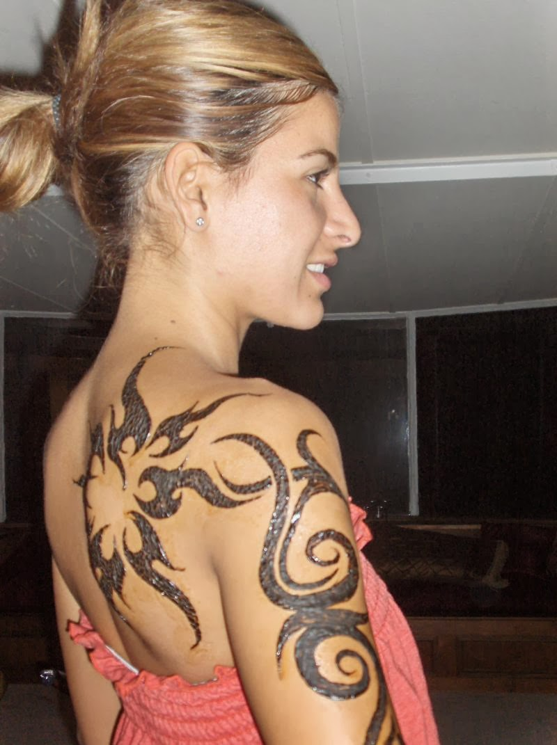10 awesome german tribal tattoos only tribal for Images of tribal tattoos