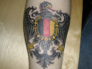 Images of German Tribal Tattoos