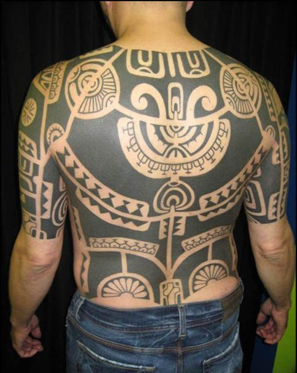 12 awesome mexican tribal tattoos only tribal rh onlytribal com mexican aztec tribal tattoos tribal mexican eagle tattoos