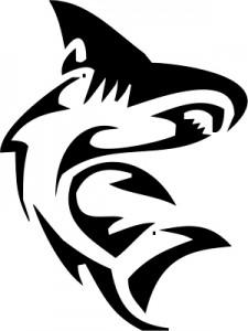 Shark Tribal Tattoos