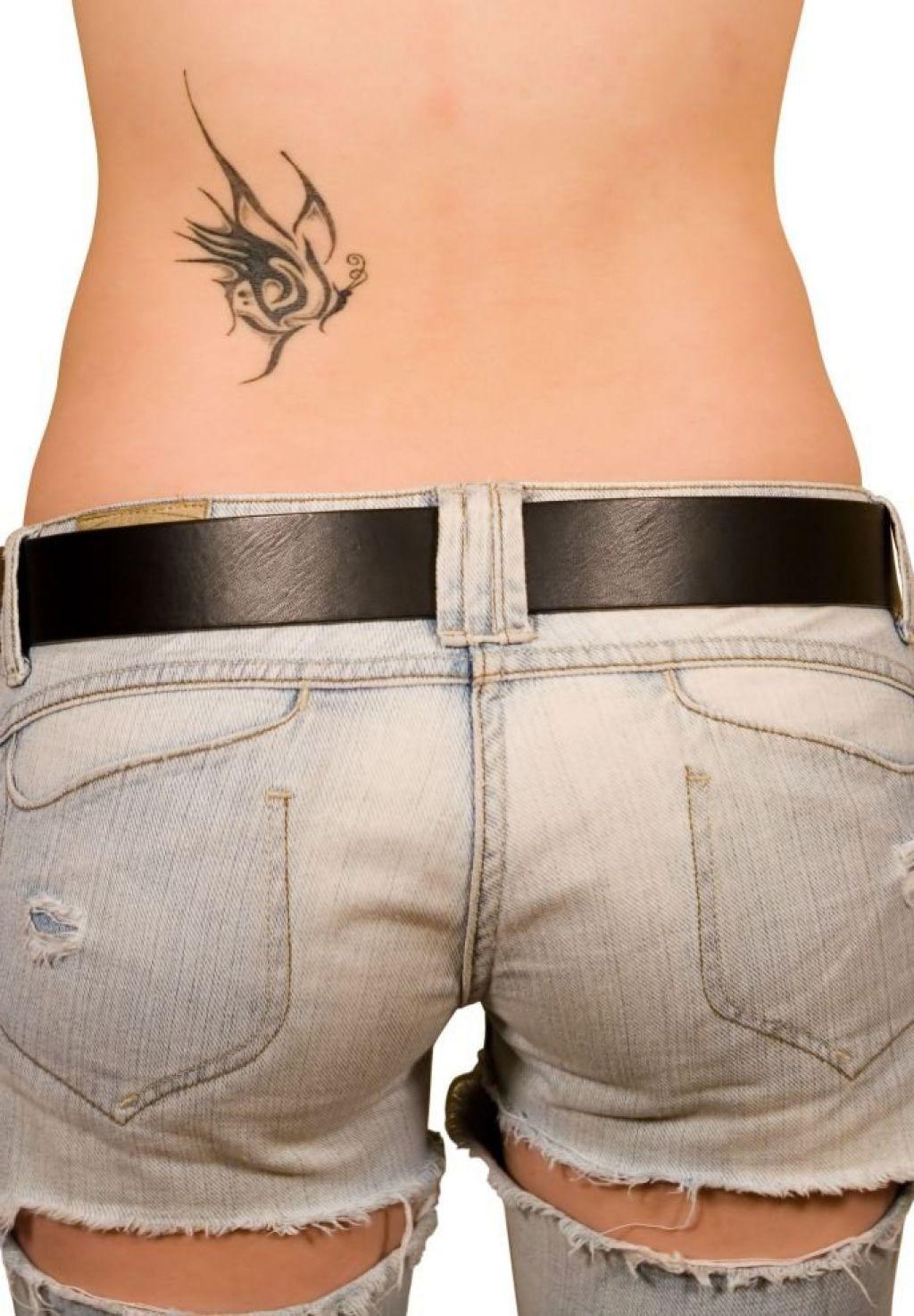 Tribal-Tattoos Small-Tattoo-Tribal