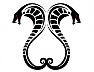 Snake Tribal Tattoo