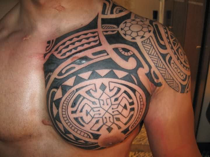 12 Beautiful Taino Tribal Tattoos | Only Tribal