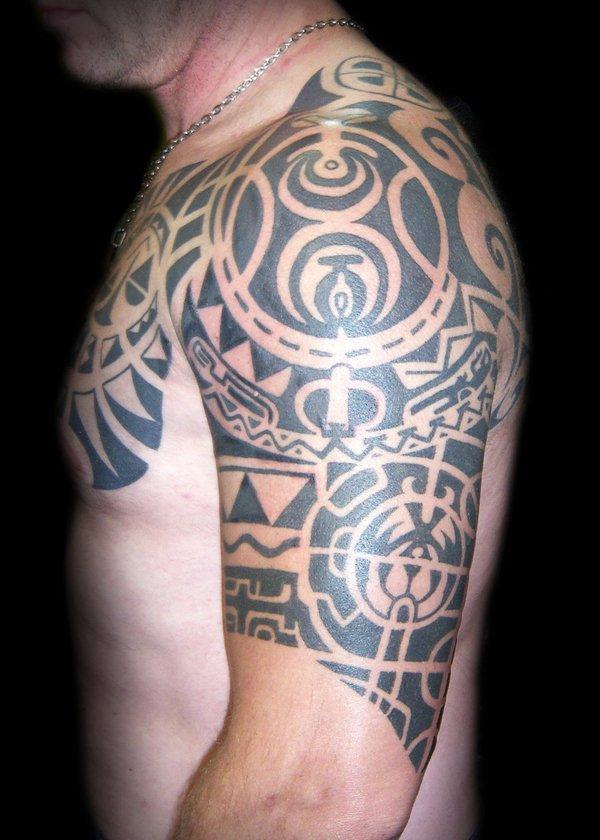 8 Stunning The Rock Tribal Tattoo | Only Tribal
