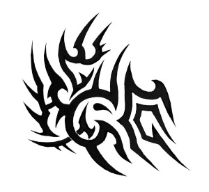 Tribal Chest Tattoo Designs