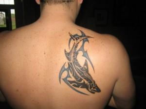 Tribal Fish Tattoo Designs