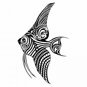 Tribal Fish Tattoos