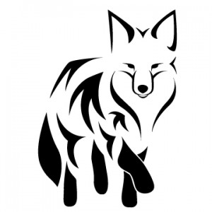 Tribal Fox Tattoos