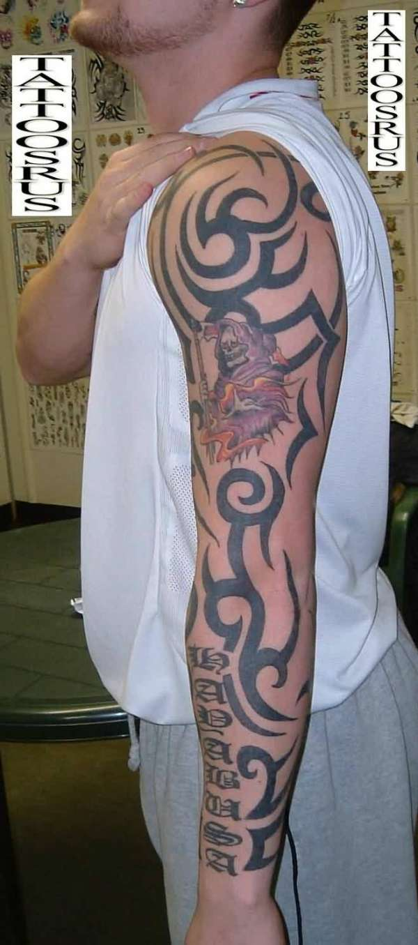 10 awesome german tribal tattoos only tribal related articles buycottarizona
