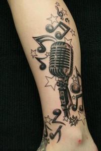 Tribal Leg Tattoos for Women