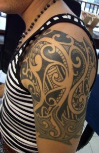 Tribal Maori Tattoos