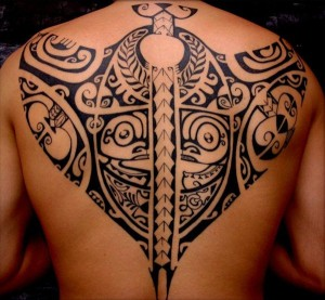 Tribal Samoan Tattoos