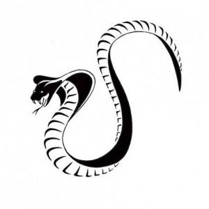 Tribal Snake Tattoos