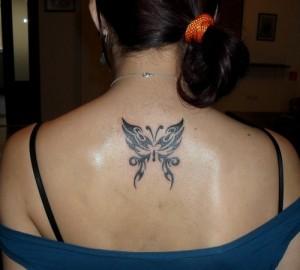 Tribal Tattoo Butterfly