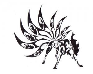 Tribal Tattoos Animals