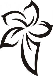 Tribal Tattoos Flowers