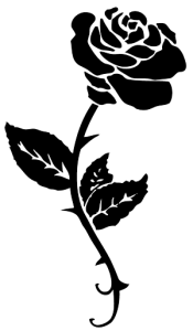 Tribal Tattoos Rose