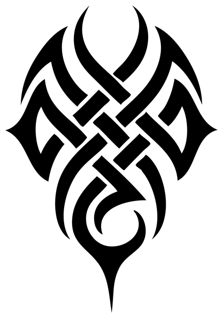 Tribal Tattoo Symbol: 27 Beautiful Tribal Shoulder Tattoos