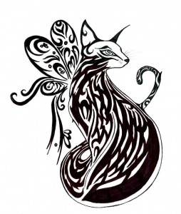 Tribal Tattoos of Animals