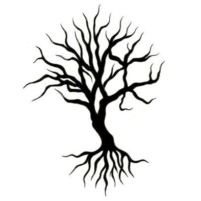 12 awesome tribal tree tattoos only tribal rh onlytribal com tribal tree tattoo images tribal tattoos tree of life