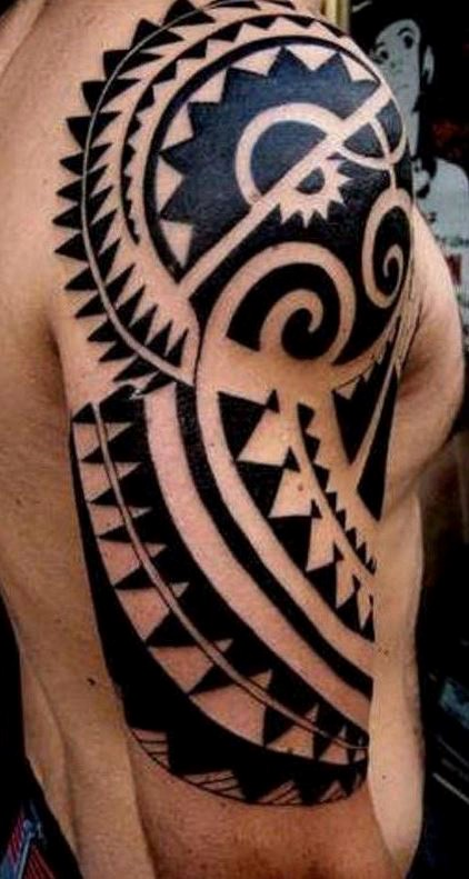 12 Awesome Unique Tribal Tattoos Only Tribal