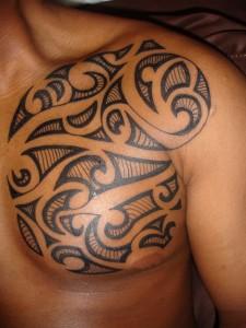 Unique Tribal Tattoos for Men