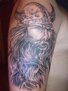 Viking Tribal Tattoos Designs