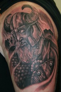 Viking Tribal Tattoos Pictures