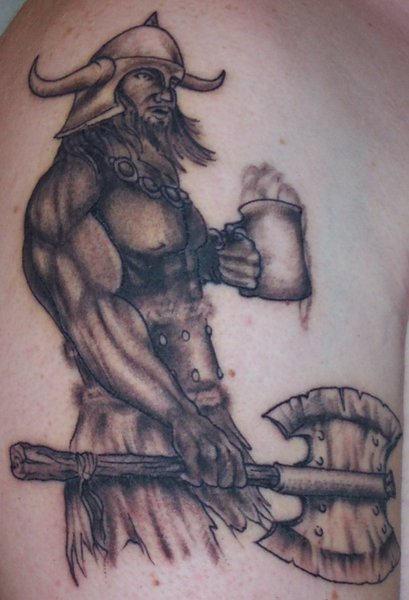 Viking Tribal Tattoo: 10 Awesome Viking Tribal Tattoos