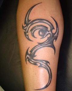 Arm Tattoo Tribal