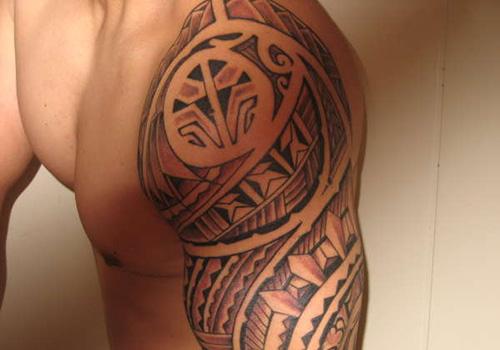 15 Awesome Filipino Tribal Tattoo