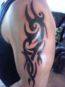 Tattoo Tribal Arm