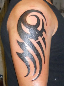 Tattoos Tribal Arm