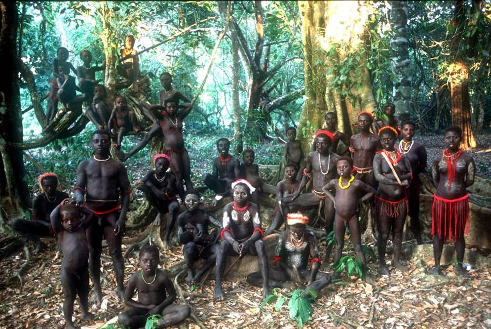 Jarawa Tribe