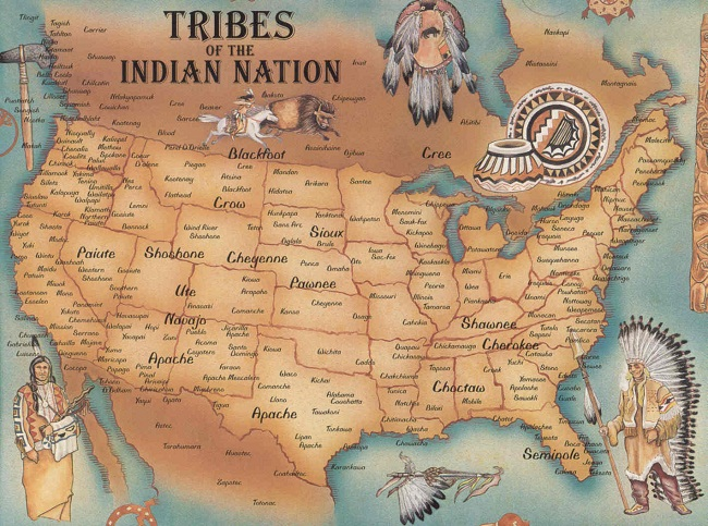 Blackfoot Indians – The Tribe History and Culture | Only Tribal