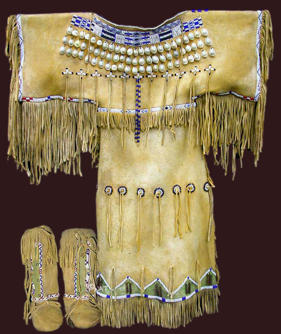Great Plains Indians Clothing | www.pixshark.com - Images ...