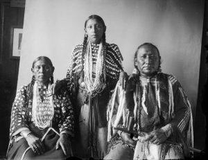 Cheyenne Indians Tribe