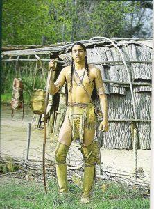 Wampanoag Indian