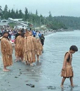 Makah Tribe Clothing