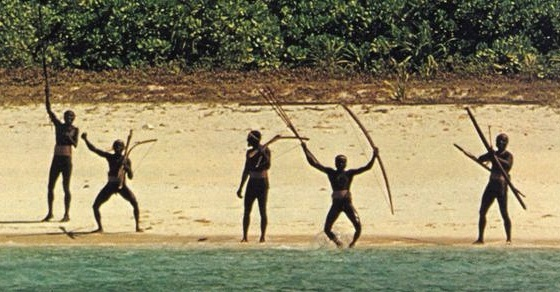 Sentinelese Tribal People: Language, Origin, Culture | Only Tribal