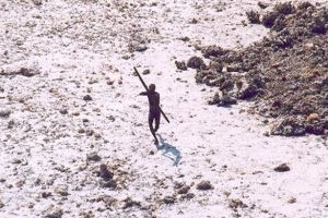 Sentinelese Tribe Pictures