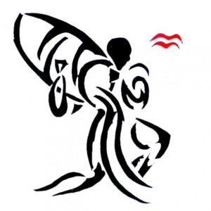 Aquarius Tattoos Tribal