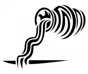 Aquarius Tribal Tattoos Designs