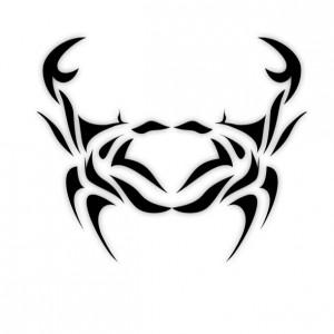 Cancer Tribal Tattoo